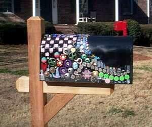 Eddies Mailbox