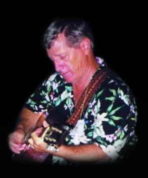 Singer-songwriter Eddie Rhoades